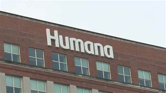 Humana's headquarters in Louisville, Ky.