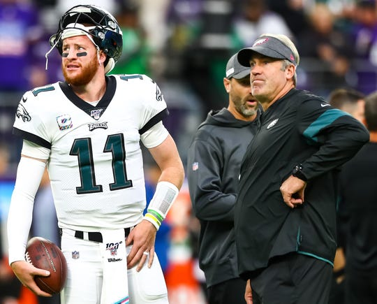 12. Eagles (13): Should get numerous players back healthy, and this is only NFC East team returning its head coach. As for the draft? Not pretty at the top.