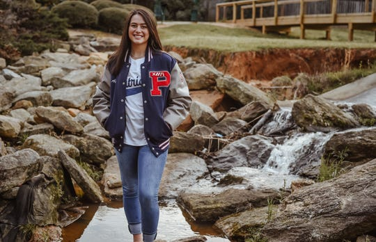 Powdersville's Abi Gardner is one of many seniors whose final season was lost to COVID-19.