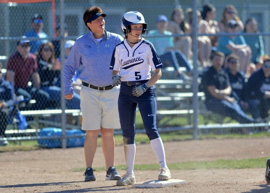 Kim Tatro is stepping down as Lawrence University softball coach to return to a role as the school's athletic director.