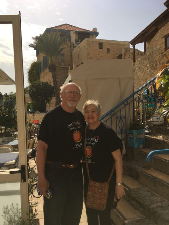Dan and Gloria Pincu loved to travel and ventured to Israel in 2018. Dan Pincu died from COVID-19 on April 27, 2020, and Gloria remained in Mission Hospital, fighting her own case of the disease.