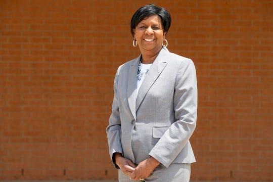 Corpus Christi Independent School District's Director of Food Services Debora Meador.