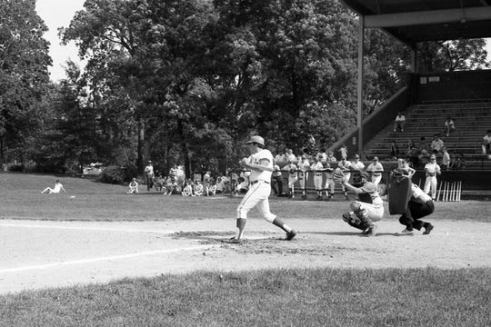Zane Trace defeated Columbus Bishop Wehrle 2-1 in May 1970.