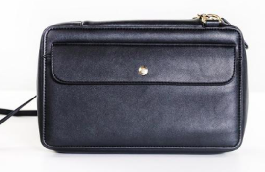 The Happy Planner Classic Skinny Purse is perfect for moms on the go.