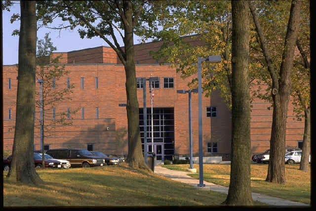 Hamilton County Juvenile Court Youth Center at 2020 Auburn Ave.