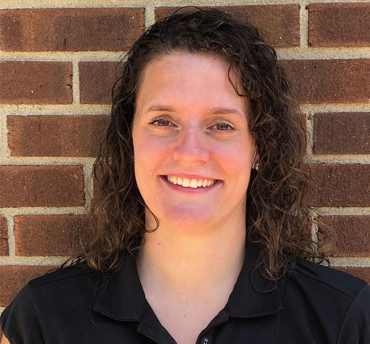 Megan Stillwell is the new head swimming and diving coach at Milford High School. April 30, 2020. She left the same position at Anderson High School.