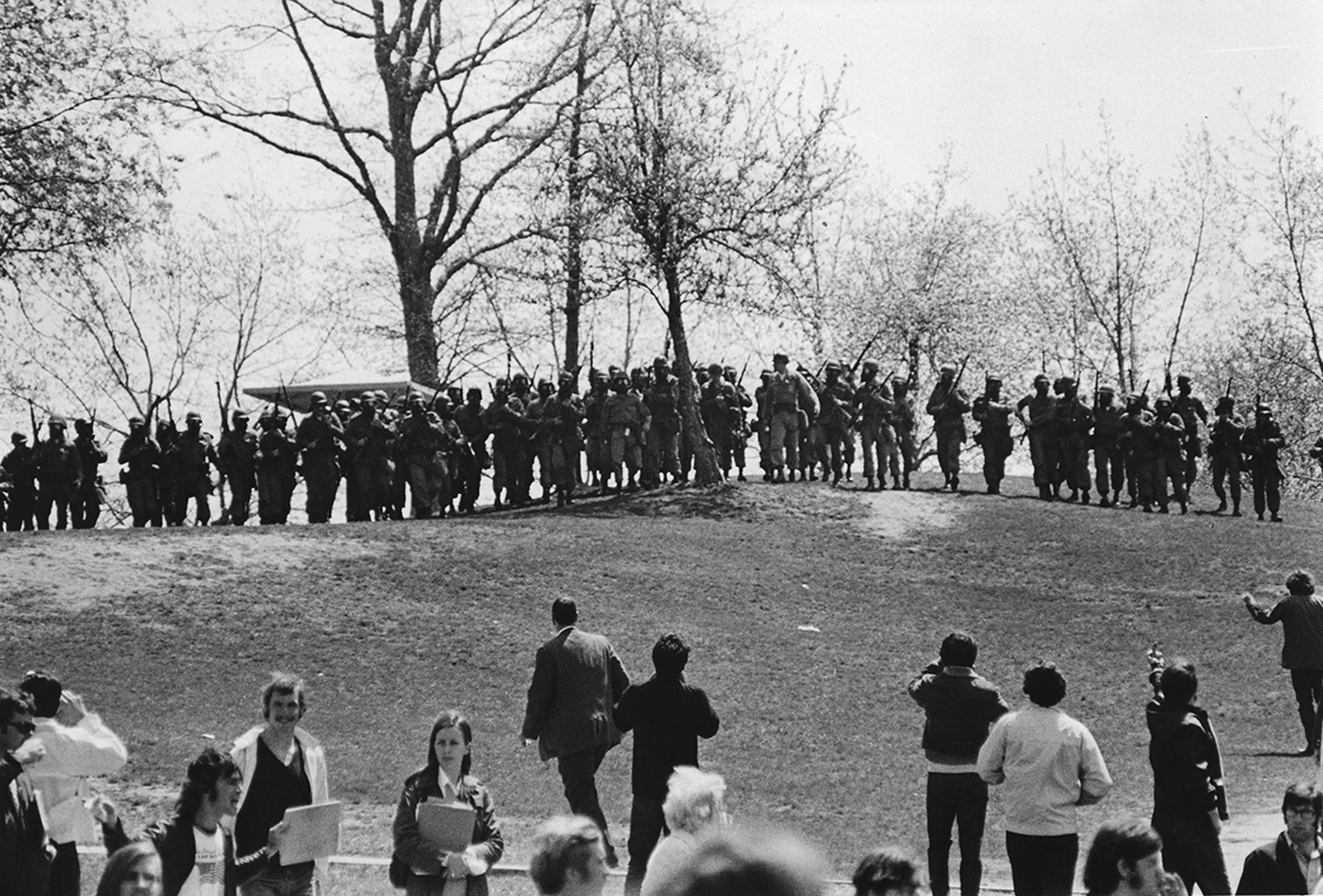 Kent State shootings: Victim despised violence. He died in a hail