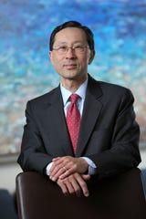 Hyung Kim, president of Mercy Health Saint Mary
