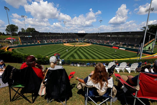 The Little League World Series has been held every August since 1947