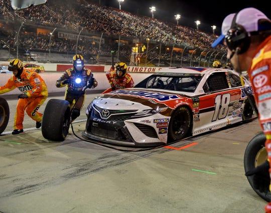 NASCAR will kick off at Darlington on May 17.