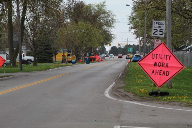 Utility work has started on Fremont's multimillion dollar Rawson Avenue road project. Safety Service Director Kenneth Frost said the reconstruction part of the project should start soon, with gas line replacement along the street starting Monday.