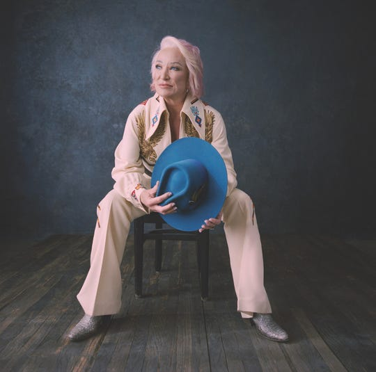Legendary country music star and 2020 Grammy Award winner Tanya Tucker plays July 13 at Door Community Auditorium.
