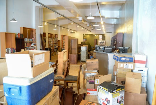 Cassiopeia Books is moving into a new location at 606 Central Avenue.
