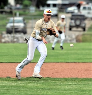 Lancaster senior Evan Sines earned first team All-Ohio Capital Conference-Ohio Division, first team All-Central District and second team Division I All-Ohio honors as a junior.