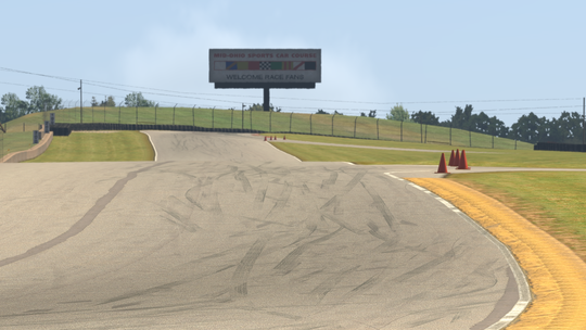 Mid-Ohio Sports Car Course will be featured in Thursday night's iRacing IMSA challenge.