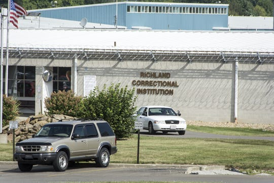 The union that represents 319 staff members at Richland Correctional Institution disagrees with Ohio's decision to not roll-out mass testing at every state prison.