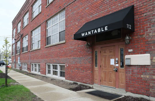 Wantable, a Milwaukee-based at-home clothing retailer and styling service, is located at 112 E. Mineral St., Milwaukee. The company plans to move to a new location in August.