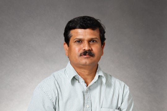 ULM  Professor of Pharmacy Seetharama D. Jois