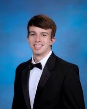 Harpeth High School 2020 Salutatorian Grant Patterson