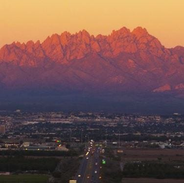The Organ Mountains provide the Las Cruces region with a natural attraction for visitors.