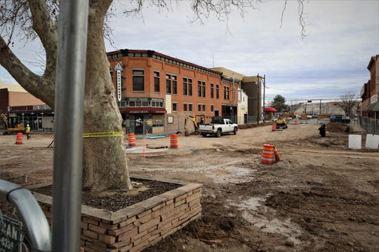John Silva, owner of the Three Rivers Brewery enterprises in downtown Farmington, says the combination of a minimum wage increase, the Complete Streets construction and the COVID-19 shutdown has been devastating for his businesses.