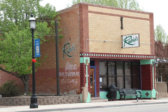 Rubia's Mexican restaurant owner Randy Hodge says he is pessimistic about the outlook for the restaurant industry even as many businesses begin to reopen.