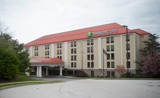 The Holiday Inn Express at 140 Leader Heights Road in York is owned and operated by Sagar Shah. Shah also owns a Best Western in Shillington. Both hotels, like several hotels in the state and nationwide are owned by franchisees, and are experiencing historic lows for occupancy rates.