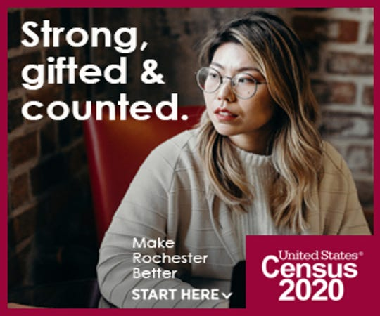 Rochester is partnering with Monroe County, local foundations and Causewave on a marketing campaign to drive up participation in the 2020 Census.