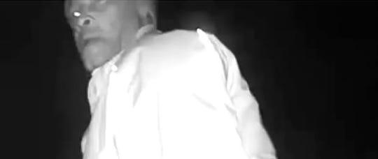 Grimmett Drive burglary suspect