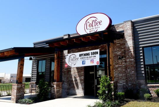 Coffee on the Red will open for drive-thru only services on May 4.