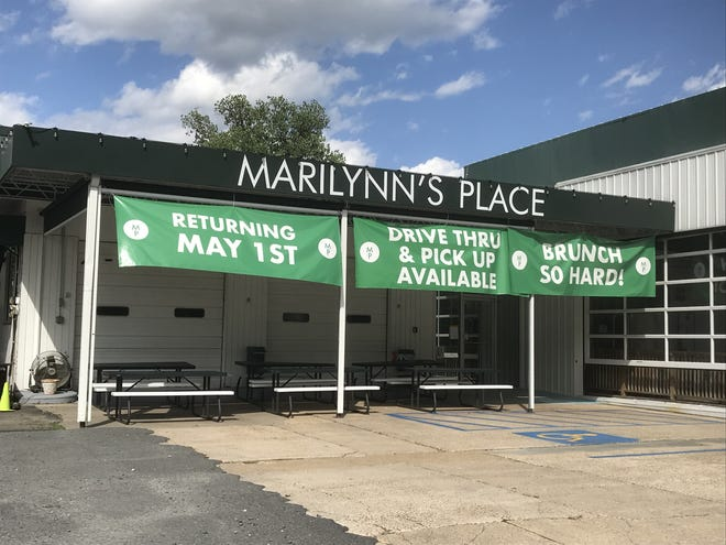 Marilynn's Place in Shreveport will reopen Friday for drive-thru and pick-up service with Saturday/Sunday brunches.