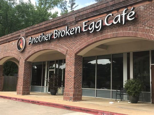 Another Broken Egg Cafe' on Line Avenue is Shreveport will reopen for curbside pickup May 1.