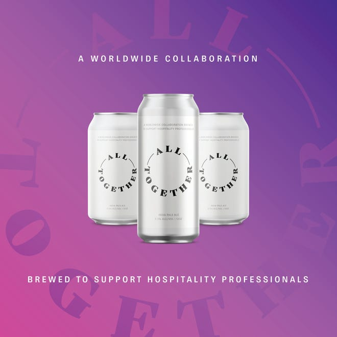 Other Half Brewing in Brooklyn, Stout Collective in Chicago and Craftpeak in Asheville set out to design a collaborative beer and marketing campaign to benefit hospitality workers.