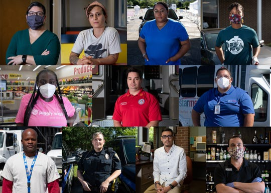 Meet 11 of Tallahassee's essential workers