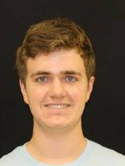 Patrick Eaton, a senior at Jensen Beach High School in Martin County, has been working at Stuart Rehabilitation & Healthcare during the coronavirus pandemic. (Contributed by: Patrick Eaton)