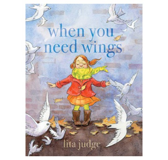 """""""When You Need Wings"""" by Lita Judge"""