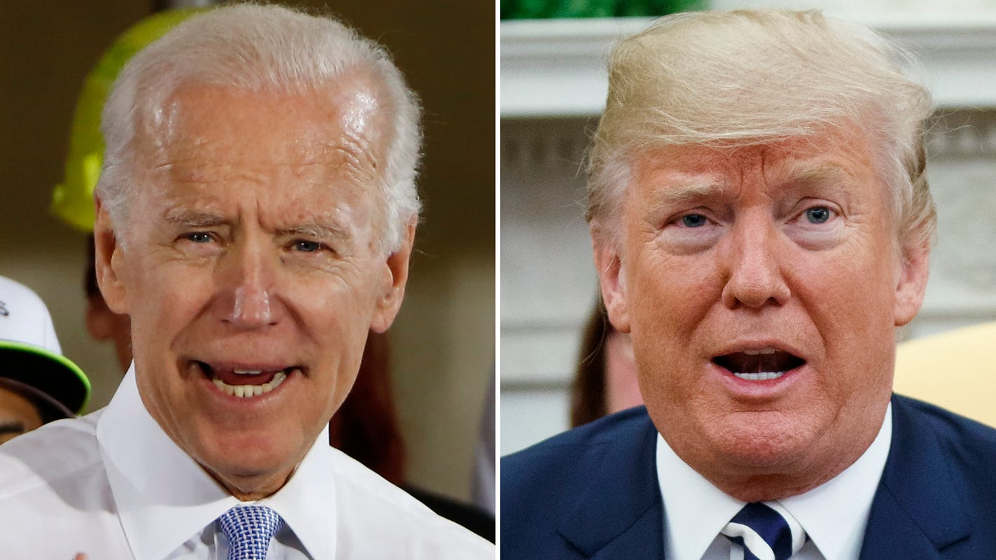 A majority of Americans see Biden as more empathetic to those with COVID-19 than Trump survey finds – USA TODAY