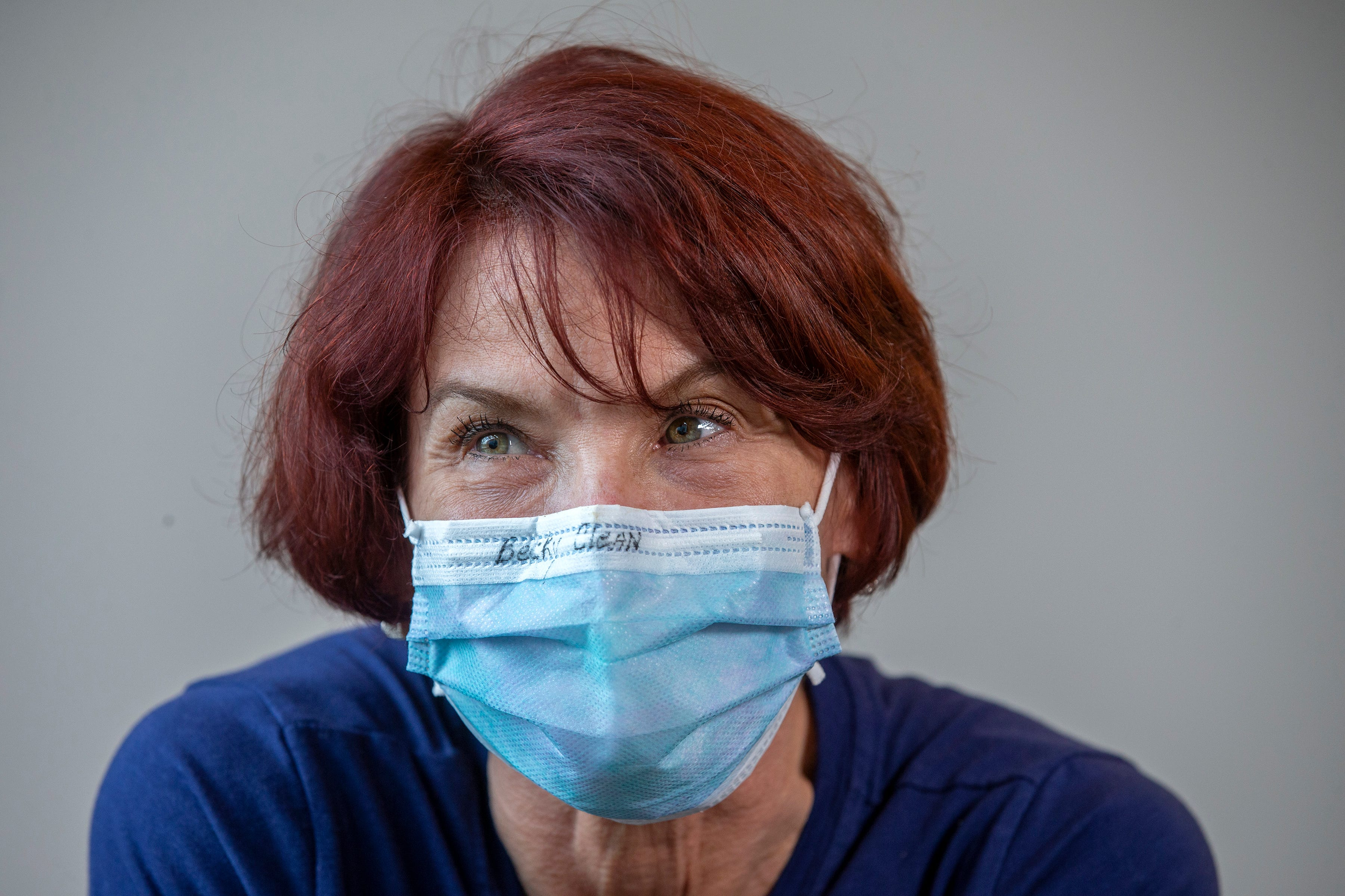 Becky Gant, respiratory therapist, Ocean Medical Center