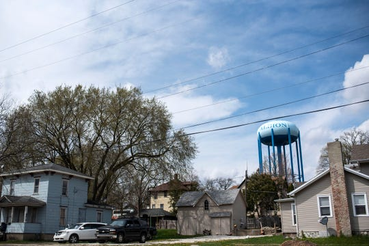 Spring has arrived in Albion, Michigan, but the city faces financial concerns over lost revenue caused by the coronavirus pandemic.