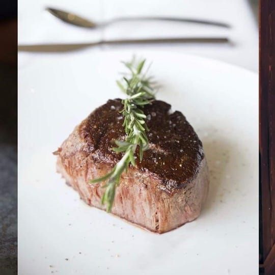 Filet of beef tenderloin is on the special Mother's Day takeout menu and the daily menu at the ChopHouse in Gibbsboro.