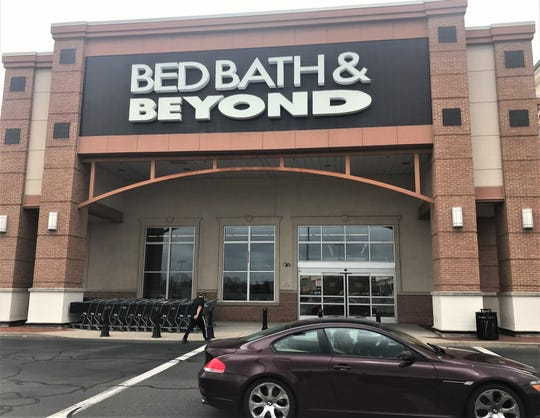 Bed Bath & Beyond is introducing contactless shopping Friday at its Cherry Hill store off Route 70 and at a Deptford store.
