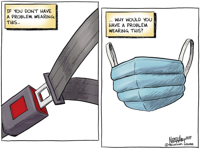 It's Necessary: Do you refuse to wear a seat belt?