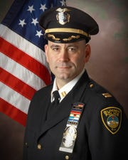 Summit Police Capt. Andrew Bartolotti will become the city's new chief of police on June 1 replacing the retiring Chief Robert Weck.