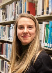 Union County College student Kamilla Kocsis awarded Jack Kent Cooke Foundation Undergraduate Transfer Scholarship.