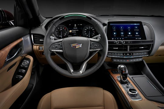 An enhanced version of Super Cruise will be available on the 2021 Cadillac CT5.