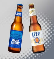 A federal appeals court on Friday struck down a lower court's ruling in favor of brewing giant Molson Coors, determining that Anheuser-Busch can advertise and use packaging implying that its rival beers contain corn syrup.