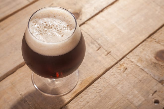Peak Organic Brewing Nut Brown Ale provides a tasty, solid throwback break from hazy IPAs and session ales.