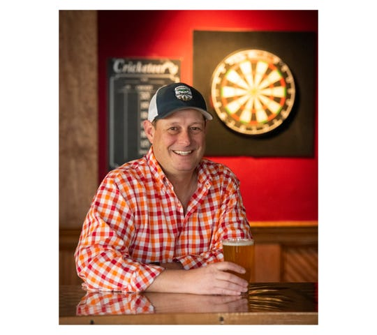 Josh Beeby, owner of Barley's Taproom and Pizzeria
