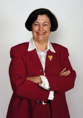 Melinda Mangham, a long-time Lafayette High School educator, retired in 2009.