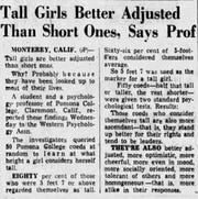 This article ran in the April 24, 1958 Lancaster Eagle-Gazette.
